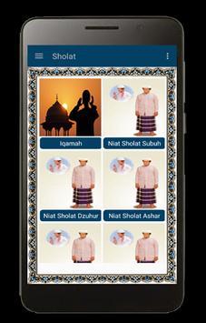 Tuntunan Ibadah Sholat Lengkap screenshot 6