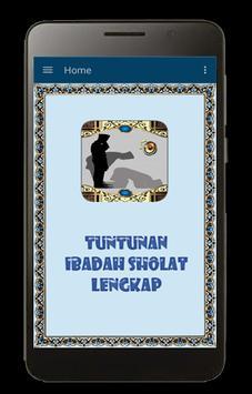 Tuntunan Ibadah Sholat Lengkap screenshot 1