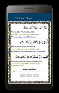 Tuntunan Ibadah Sholat Lengkap screenshot 3