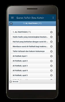 Tafsir Ibnu Katsir screenshot 5