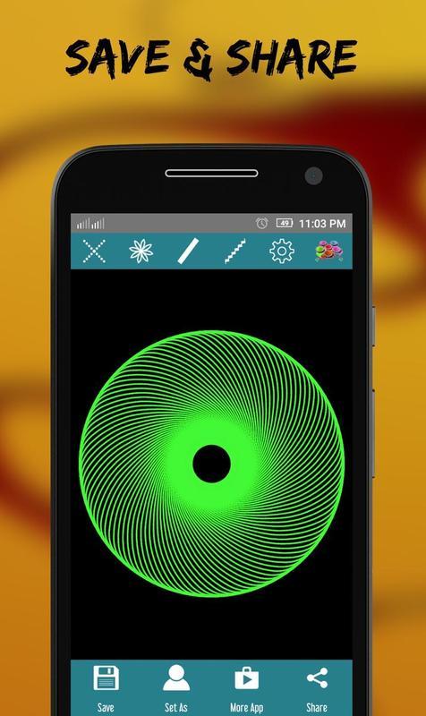 Rangoli maker apk download free art design app for for Blueprint maker app