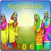 Happy Baisakhi 2016 icon
