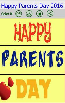 Happy Parents Day 2016 screenshot 9