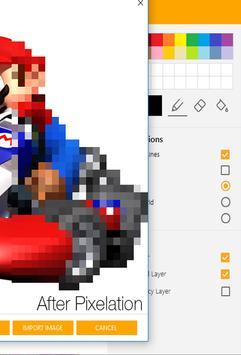 pixel art creator pixel art coloring pixel poster