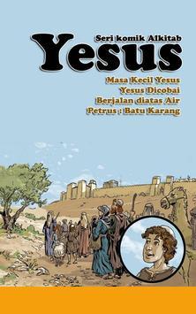 Komik:Alkitab Jilid 2 poster