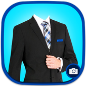 Paris Men Suit Photo Maker icon