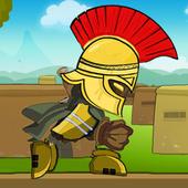 Rogue Soul Golden Warrior icon