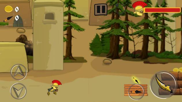 Rogue Soul Golden Warrior screenshot 1