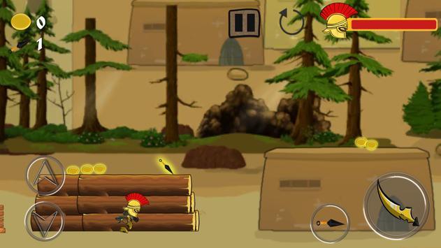 Rogue Soul Golden Warrior screenshot 2