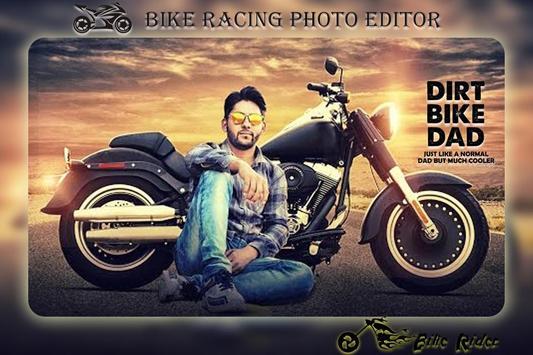 Racing Bike Photo Editor: Bike Photo Frame screenshot 2