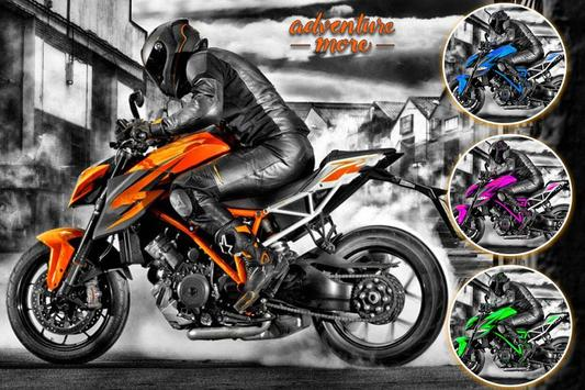 Racing Bike Photo Editor: Bike Photo Frame screenshot 5