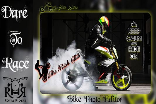 Racing Bike Photo Editor: Bike Photo Frame screenshot 6