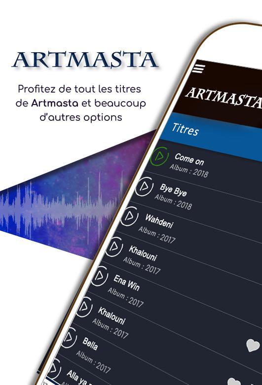 MP3 TÉLÉCHARGER ARMASTA 5ALOUNI