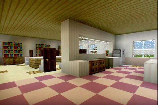 Mod Yandere simulator for MCPE screenshot 1
