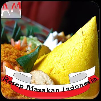Resep Masakan Indonesia poster