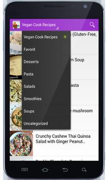 Vegan Cook Recipes screenshot 3