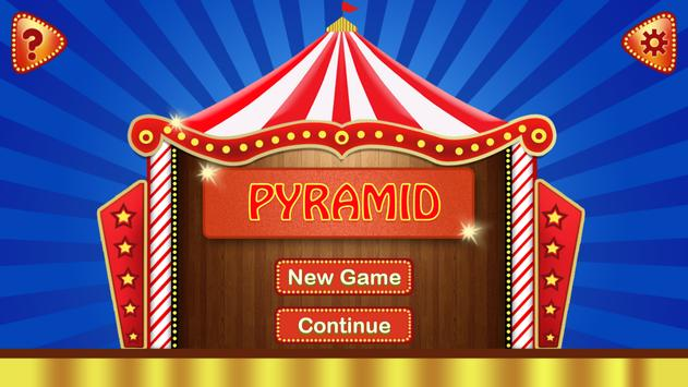 Pyramid Puzzle apk screenshot