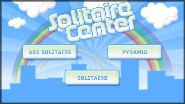 Solitaire Center poster