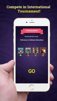 Solitaire Marathon apk screenshot