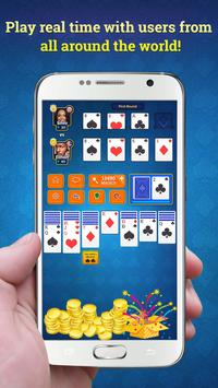 Solitaire Multiplayer screenshot 7