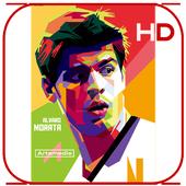 Alvaro Morata Wallpaper HD icon