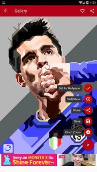 Alvaro Morata Wallpaper HD screenshot 2