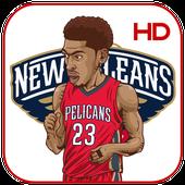 Anthony Davis Wallpaper HD icon