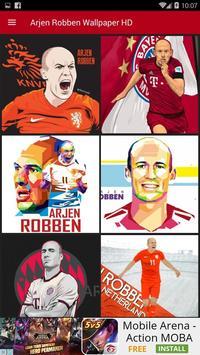 Arjen Robben Wallpaper HD apk screenshot
