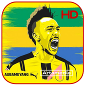 Aubameyang Wallpaper HD icon
