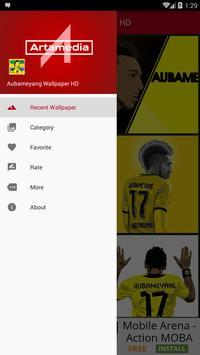 Aubameyang Wallpaper HD apk screenshot