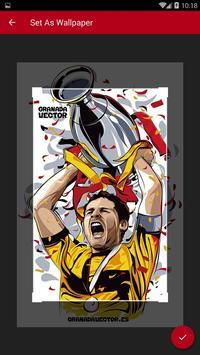 Iker Casillas Wallpaper HD screenshot 3