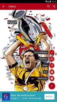 Iker Casillas Wallpaper HD screenshot 2