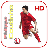 Philippe Coutinho Wallpaper HD icon