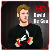 David de Gea Wallpaper HD icon