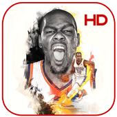 Kevin Durant Wallpaper HD icon
