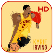Kyrie Irving Wallpaper HD icon