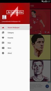 Lewandowski Wallpaper HD poster