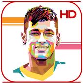 Neymar Jr Wallpaper HD icon