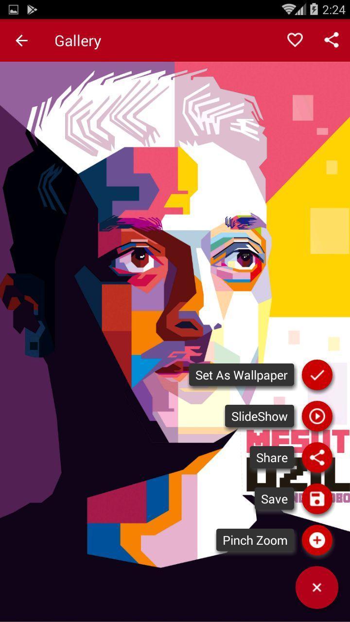 Mesut Ozil Wallpaper HD poster