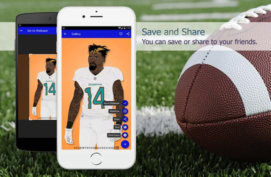 Jarvis Landry Wallpapers HD screenshot 3