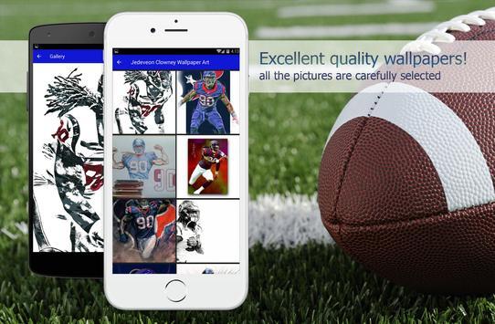 Jedeveon Clowney Wallpapers HD screenshot 2