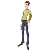 Sheldon's Whip App icon