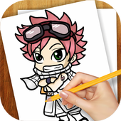 Menginstal Game Family android intelektual Learn To Draw Fairy Tail Manga
