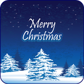 Merry Christmas Live Wallpaper icon