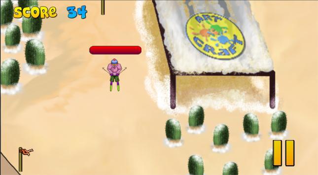 ArtCraft Skiing XL apk screenshot