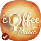 Relaxing Music : Coffee Time icon