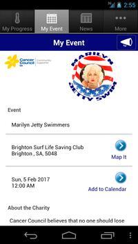 Marilyn Jetty Swim App apk screenshot