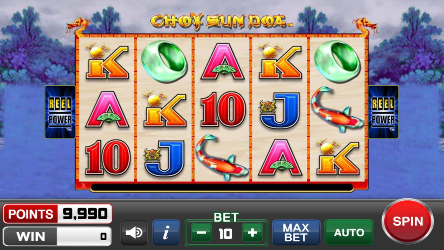 Free Choy Sun Doa Slot Machine