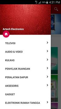 Artech Electronics apk screenshot