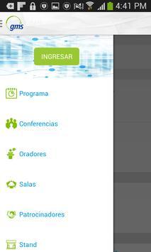 Evento GMS apk screenshot